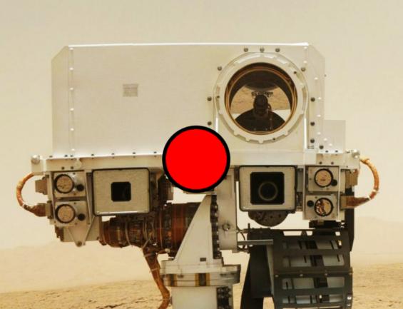Il primo Clown su Marte